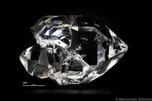 poderes de los cristales de diamante Herkimer